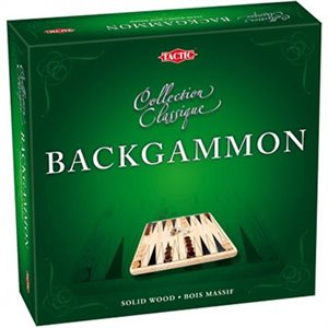 Backgammon Box