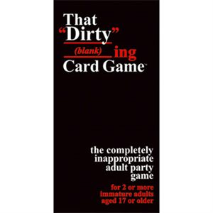 That Dirty Blank Card Game