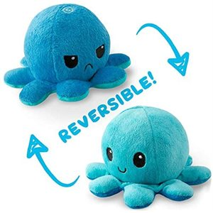 Reversible Octopus Mini Blue / Blue (No Amazon Sales)