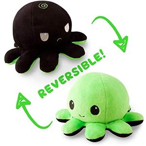 Reversible Octopus Mini Black / Green (No Amazon Sales)