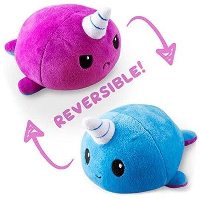 Reversible Narwhal Mini Purple / Blue (No Amazon Sales) ^ OCT 2020