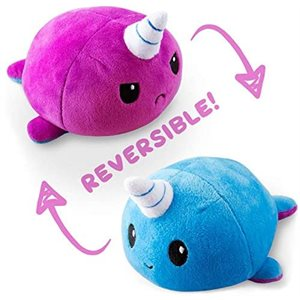 Reversible Narwhal Mini Purple / Blue (No Amazon Sales) ^ OCT 2020