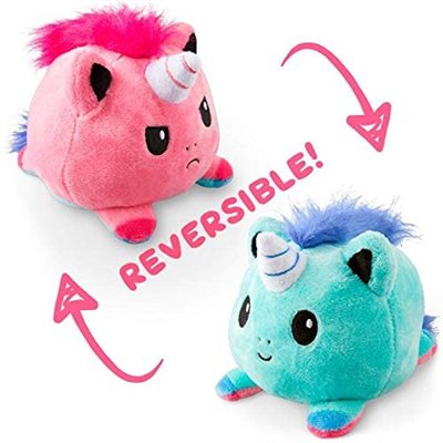 Reversible Unicorn Mini Light Pink / Light Blue (No Amazon Sales)