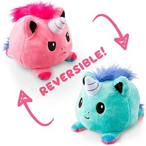 Reversible Unicorn Mini Light Pink / Light Blue (No Amazon Sales)