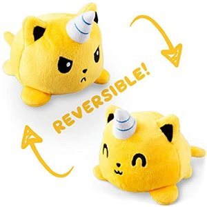 Reversible Kittencorn Mini Yellow (No Amazon Sales)
