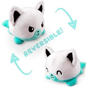 Reversible Fox Mini White / Aqua (No Amazon Sales)