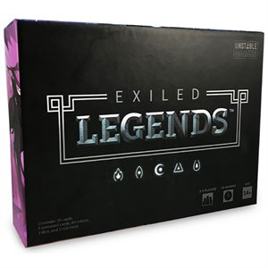 Exiled Legends (No Amazon Sales)