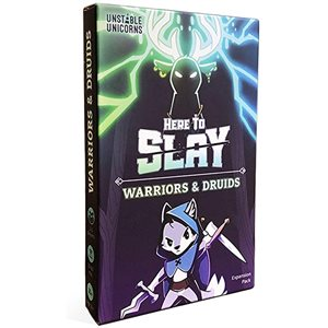 Here to Slay: Warriors and Druids (No Amazon Sales) ^ JAN 2021
