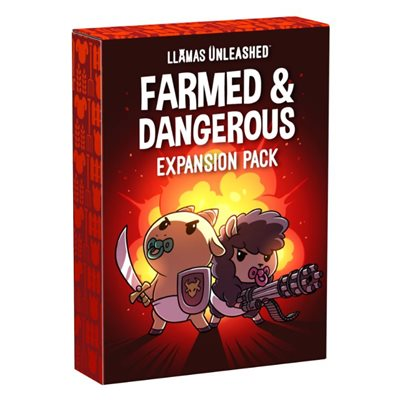 Llamas Unleashed: Farmed and Dangerous (No Amazon Sales) ^ APR 2021