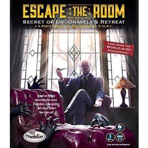 Escape the Room - Gravelys Retreat (No Amazon Sales)