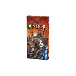 Legends of Andor Expansion Dark Heroes