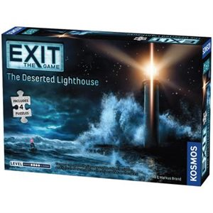 Exit: The Deserted Lighthouse (Level 4 with Puzzle)