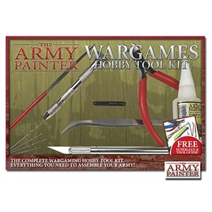 Wargaming Hobby Tool Kit