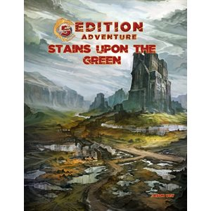 5th Edition Adventures: Stains Upon the Green (BOOK)