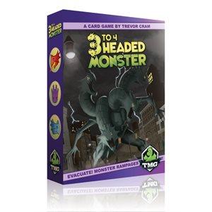 3 -4 Headed Monster