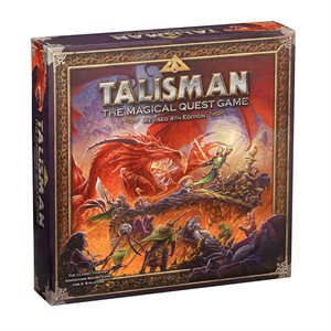 Talisman: Revised 4th Edition ^ AUG 2019