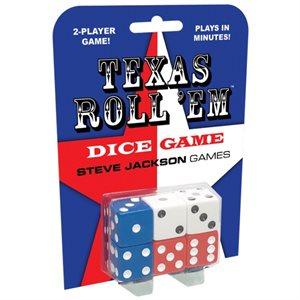 Texas Roll 'Em (No Amazon Sales)