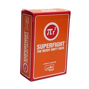 SUPERFIGHT: The Nerdy Dirty Deck (No Amazon Sales) ^ Q3 2019