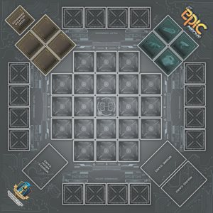 Playmat: Tiny Epic Mechs