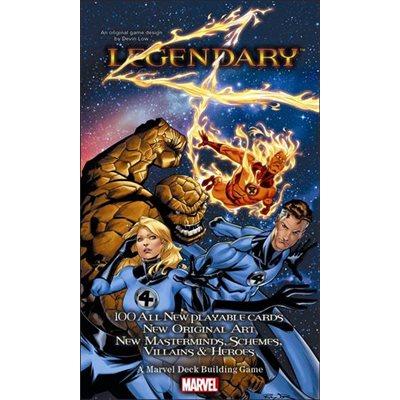 Marvel Legendary DBG: Fantastic Four