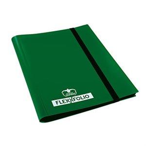 Binder: 4-Pocket Flexxfolio Green
