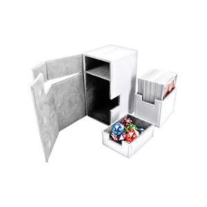 Deck Box: Flip N Tray Xenoskin 80 White