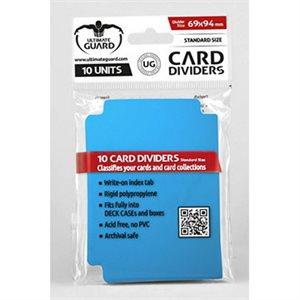 Card Divider Blue (10)