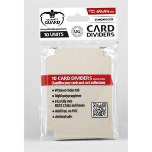 Card Divider Sand (10)