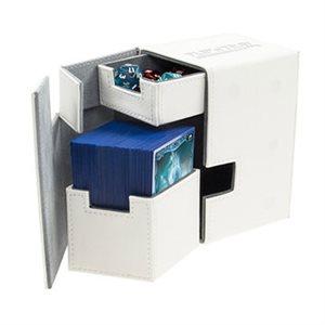 Deck Box: Flip N Tray Xenoskin 100 White