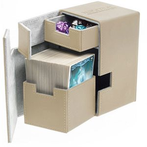 Deck Box: Flip N Tray Xenoskin 100 Sand