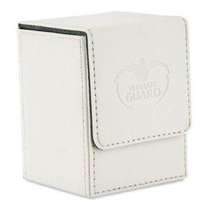 Deck Box: Flip Deck Case Xenoskin 100 White