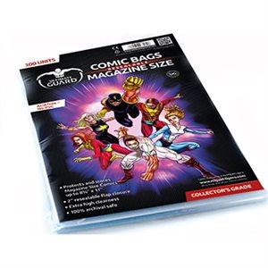 Comic Bags Reseal Magazine (100)