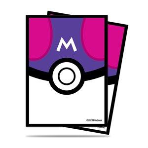 Sleeves: Pokemon: Master Ball Deck Protector (65)