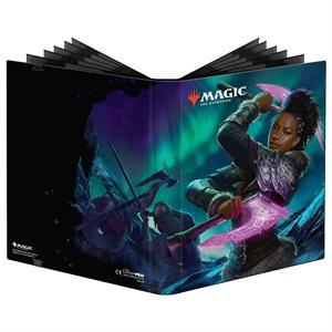 Binder: PRO 9-Pocket: Magic: The Gathering: Kaldheim Booster Box Art ^ JAN 2021