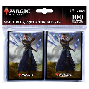 Sleeves: Magic: the Gathering: Kaldheim Niko Aris (100) ^ JAN 2021