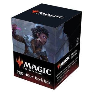 Deck Box: Magic: the Gathering: PRO Kaldheim Kaya the Inexorable (100) ^ JAN 2021