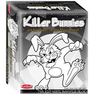 Killer Bunnies Quest Twilight White Booster