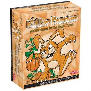 Killer Bunnies Quest Pumpkin Spice Booster
