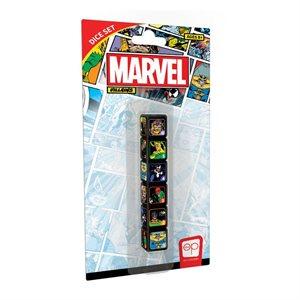 Dice: 6Pc Marvel Villains (No Amazon Sales)