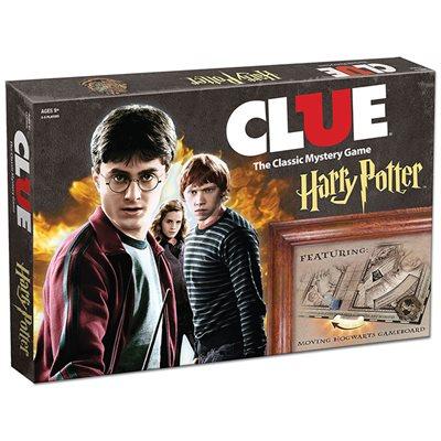 Clue: Harry Potter (No Amazon Sales)