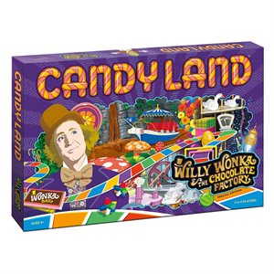 Willy Wonka & The Chocolate Factory™ Candyland (No Amazon Sales)