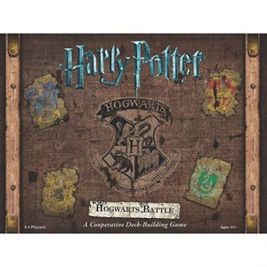 Harry Potter™ Hogwarts™ Battle: A Cooperative Deck-Building Game (No Amazon Sales)