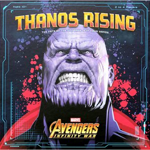 Thanos Rising: Avengers Infinity War (No Amazon Sales)