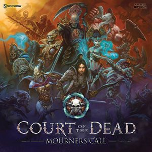 Court of the Dead: Mourners Call ^ DEC 2019 (No Amazon Sales)