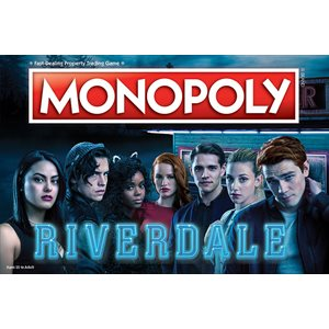 Monopoly Riverdale (No Amazon Sales)