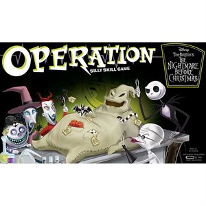 Operation: The Nightmare Before Christmas (No Amazon Sales)