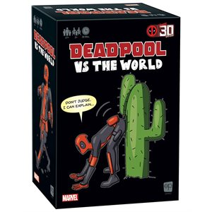 Deadpool Vs The World (No Amazon Sales) ^ Q2 2021