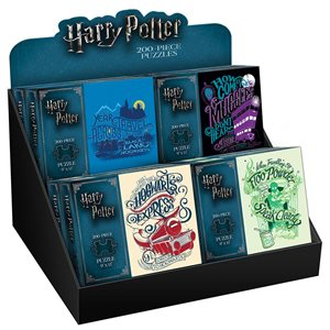 Harry Potter 200 PC Puzzle PDQ (No Amazon Sales)