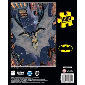 "Puzzle: 1000 Batman ""I Am The Night"" (No Amazon Sales)"