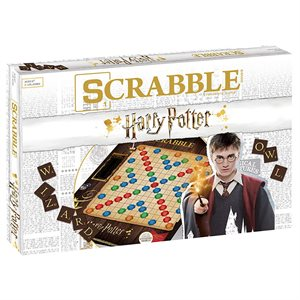 World of Harry Potter™ Scrabble (No Amazon Sales)